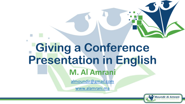 Academic Presentations Workshop